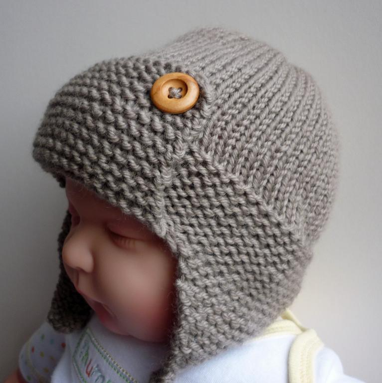 ... new zealand images of baby aviator hat regan knitting pattern 1db0a  06861 eaf14f608b3