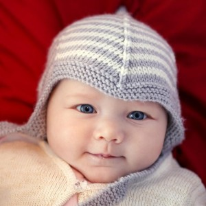 Baby Hat Pixie Style Logan Knitting Pattern Images