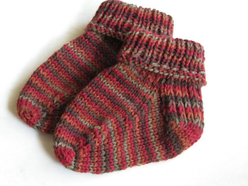 Sock Knitting Pattern A Knitting Blog