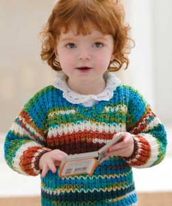 Baby Sweater Chunky Knit Pattern Photos