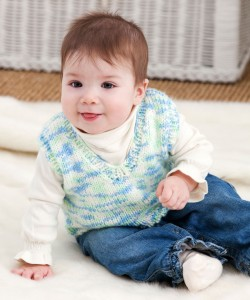Photos of Baby Vest Knitting Pattern