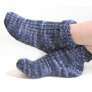 Photos of Bulky Sock Knitting Pattern