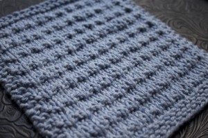 Bumpy Knit Dishcloth Pattern Pictures