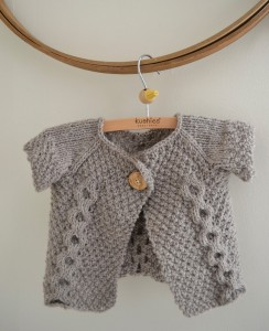 Cable Knit Baby Sweater Pattern Pictures
