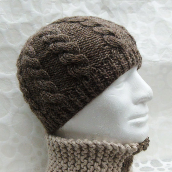 Mens Knit Hat Pattern Images Knitting Patterns Free Download