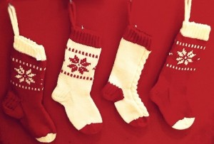 Photos of Christmas Knitting Stocking Pattern Instruction