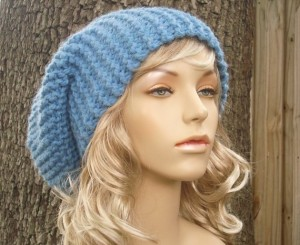Chunky Hat Knitting Pattern Tutorial Photos
