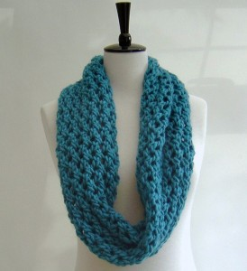 Pictures of Chunky Scarf Knitting Pattern For Beginner