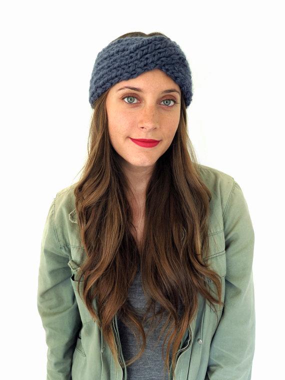 Knitted Turban Headband Patterns A Knitting Blog