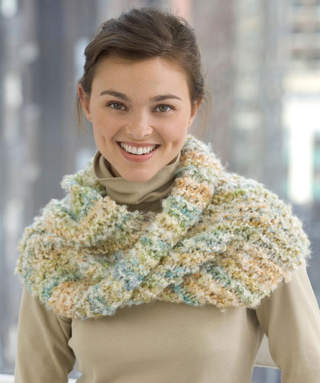 Mobius Scarf Knitting Pattern | A Knitting Blog