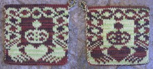 Double Knit Pot Holder Pattern Images