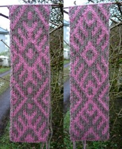 Pictures of Double Knitting Pattern