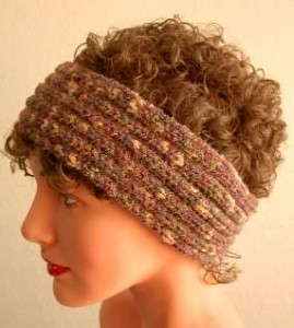 Ear Warmer Knitting Pattern Pictures
