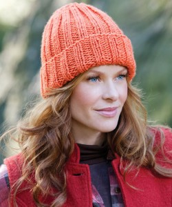 Easy Fit Ribbed Hat Knit Pattern For Free Pictures