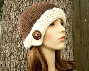 Easy Loom Knit Hat Pattern Instruction Images