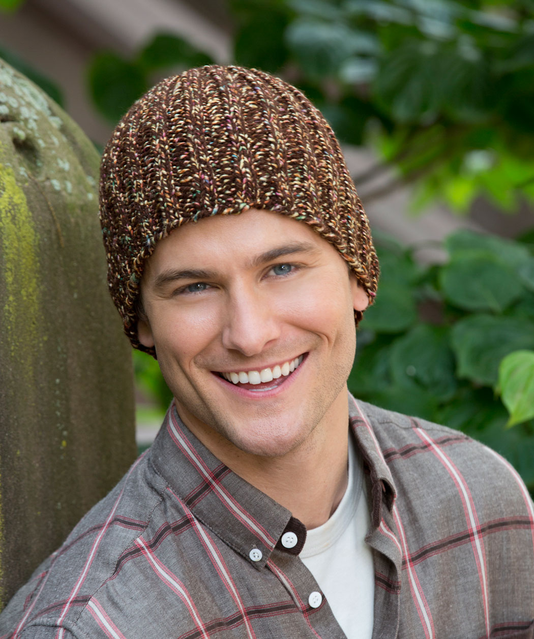 Mens knit hat pattern a knitting blog images of easy mens hat knitting pattern bankloansurffo Image collections