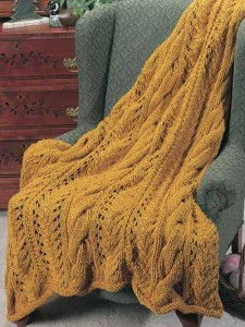 Elegant Afghan Knitting Pattern Images