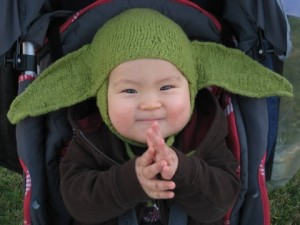 Felted Baby Yoda Hat Knitting Pattern Pictures