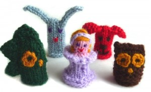 Finger Knitting Puppet Pattern Pictures