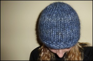 Free Chunky Knitting Hat Pattern Pictures