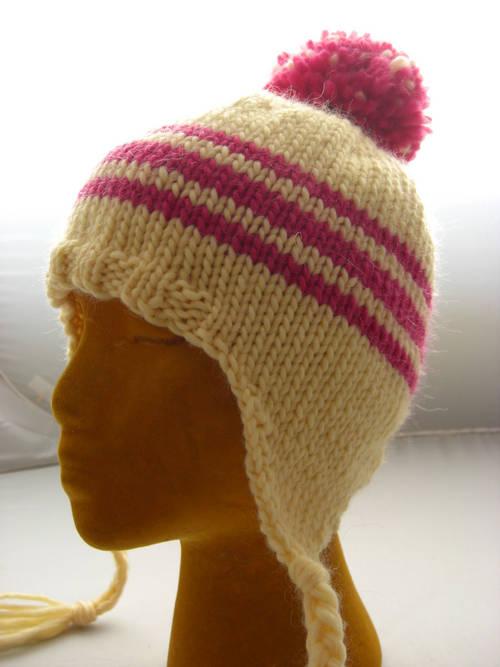 Earflap Hat Knitting Pattern   A Knitting Blog