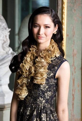 Knit Sashay Scarf Pattern A Knitting Blog