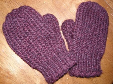 Mitten Knitting Patterns A Knitting Blog