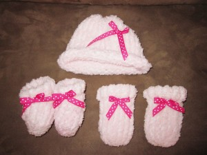 Free Loom Knitting Pattern For Newborns Pictures