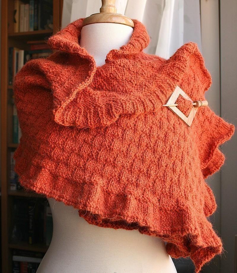 knitted shawl patterns a knitting blog