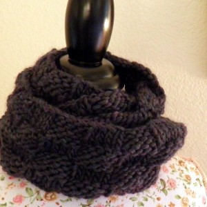 Pictures of Knit Cowl Pattern