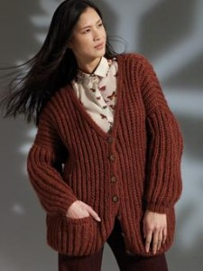 Oversized Sweater Knitting Pattern Pictures