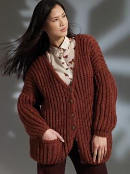 Oversized Knit Sweater Patterns | A Knitting Blog