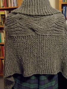 Photo of Prayer Shawl Knitting Pattern