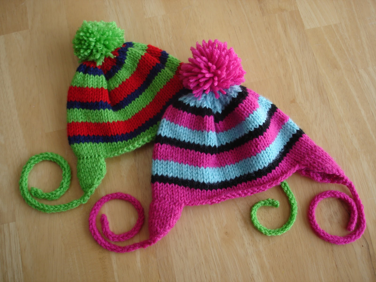 Baby Hat Knitting Pattern - A Knitting Blog