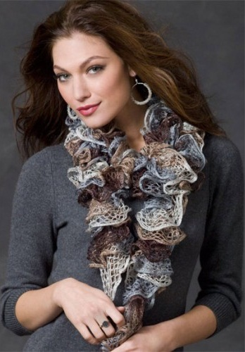 Knit Sashay Scarf Pattern A Knitting Blog