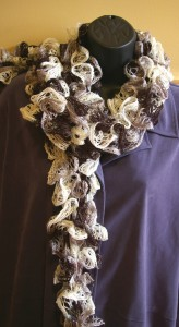 Scarf Knitting Pattern For Sashay Yarn Images