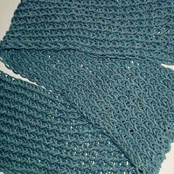 Scarf Knitting Pattern on the Loom Pictures