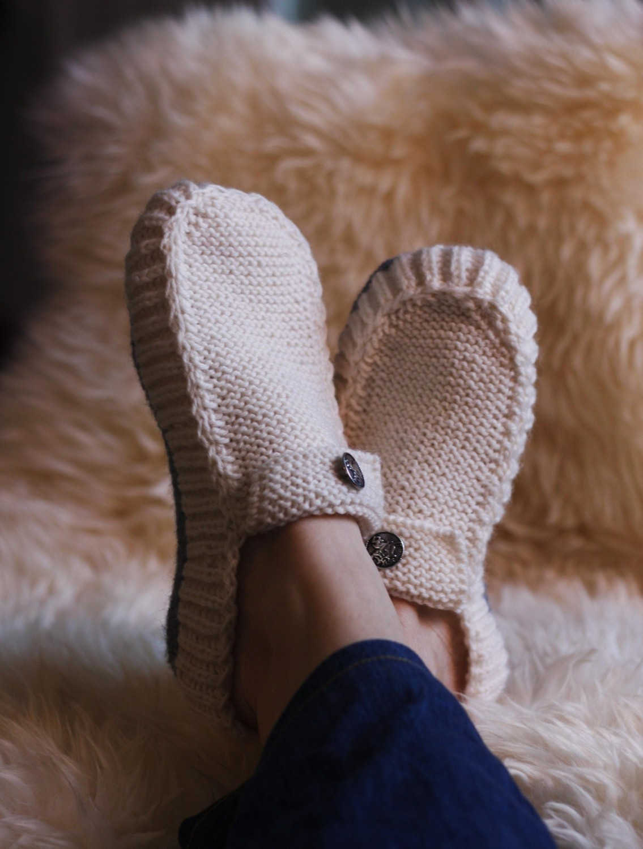 Knitted Slipper Patterns   A Knitting Blog