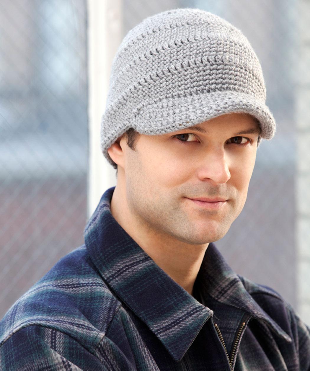 Men's Knit Hat Pattern | A Knitting Blog