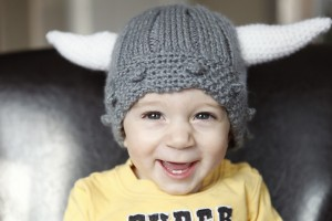 Viking Helmet Hat Knitting Pattern Pictures