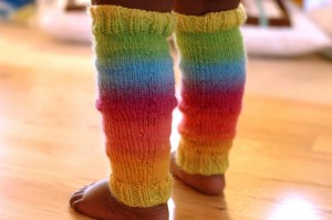Images of Baby Leg Warmers Knitting Pattern