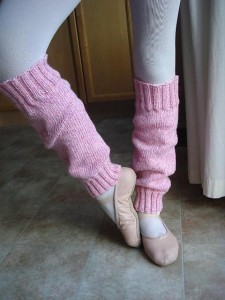 Easy Peasy Leg Warmers Knitting Pattern Images