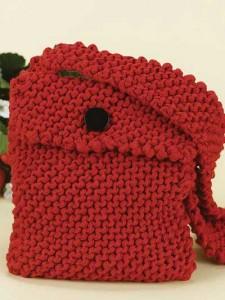 Envelope Purse Knitting Pattern Images