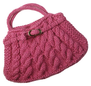 Knitted Purse Patterns Tutorial Pictures