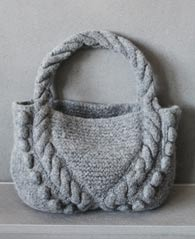 Photo of Purse Knitted Pattern
