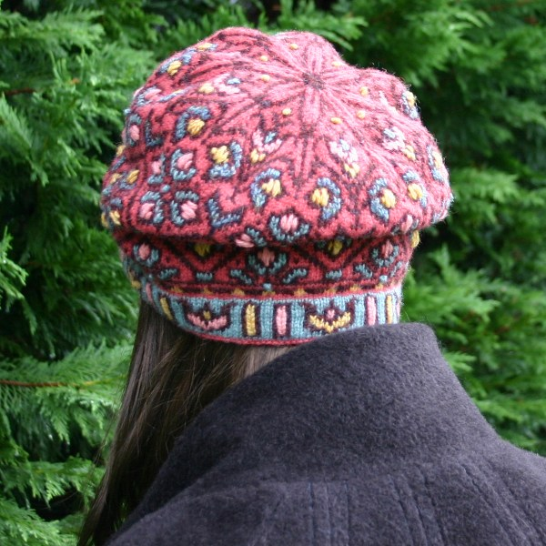 Knit Hat Fair Isle Pattern] Best 25 Fair Isle Knitting Ideas On ...