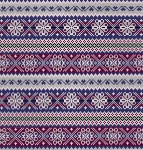 Fair Isle Knitting Pattern Images