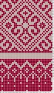 Fair Isle Knitting Pattern Idea Photo