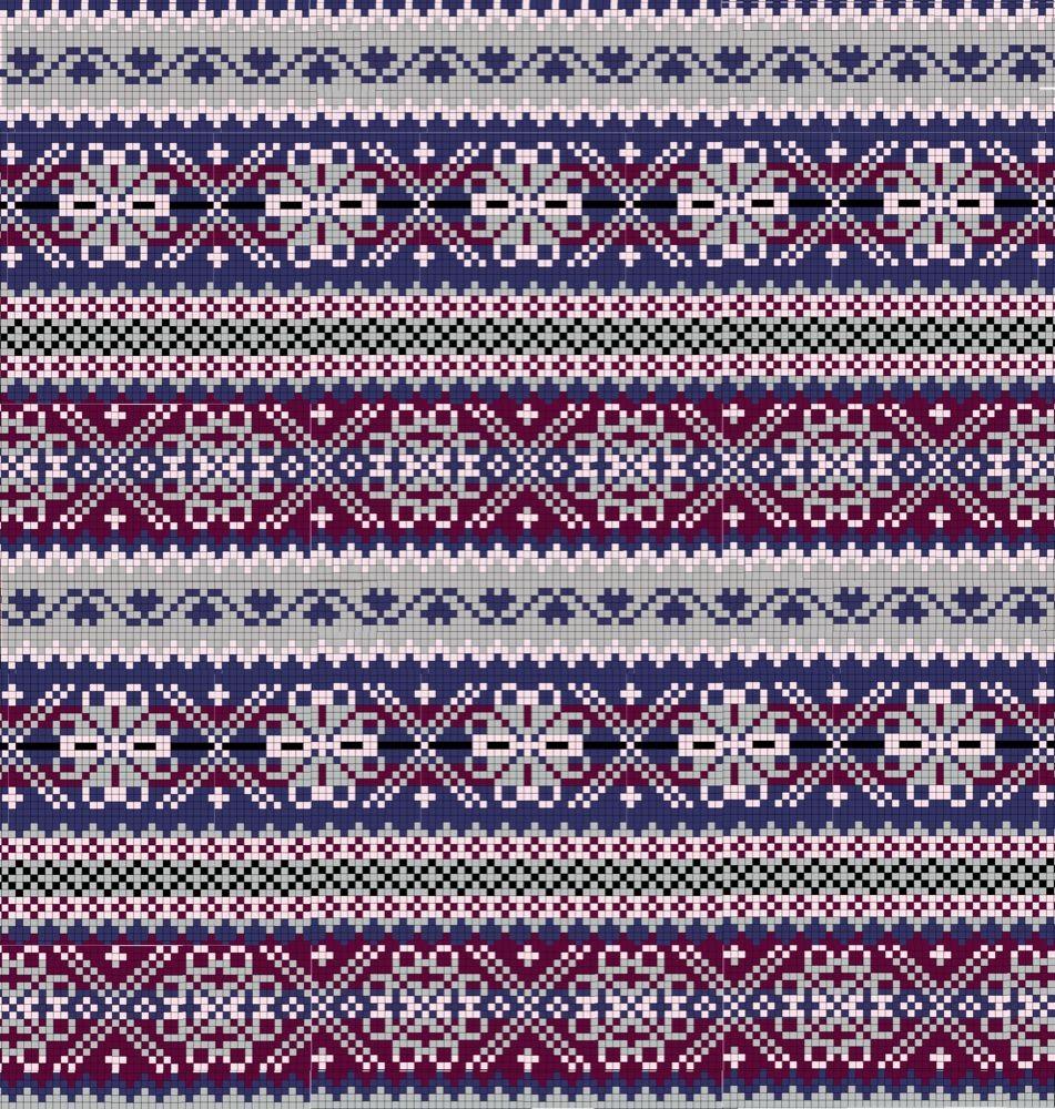 Fair Isle Knitting Patterns A Knitting Blog