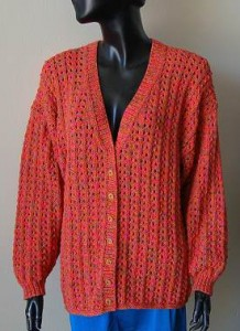 Free Easy Bamboozle Lace Cardigan Knitting Pattern Images